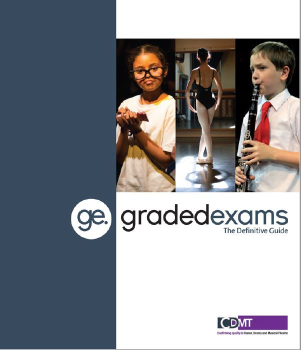 Graded Exams booklet